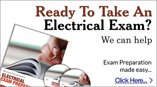 Ready to take an Electrical Exam? We can help