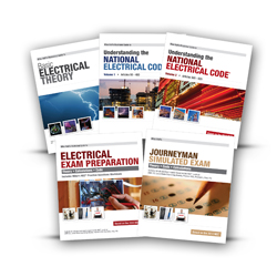Electrician Exam Preparation Book & Journeyman Simulated Exam