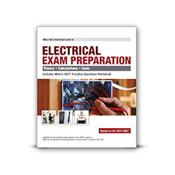 Electrical Exam Preparation Textbook