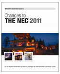 Changes to the NEC 2011