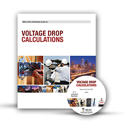 Mike holt voltage drop calculations 2011 voltage drop calculations dvd 2014 voltage drop calculations dvd greentooth Gallery