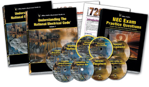 National Electrical Code Library DVDs