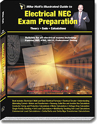 2005 Electrical NEC Exam Preparation Textbook - 05EXB