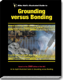 2005 Grounding versus Bonding Textbook - 05NCT2