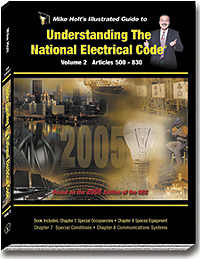 2005 Understanding the NEC Volume 2 Article 500 Annex C - 05UND2