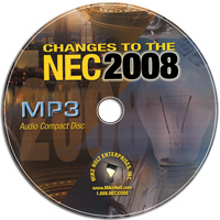 2008 Code Change MP3 Audio CD - 08CCMP