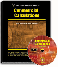 2008 Commercial Calculations DVD - 08CLD7