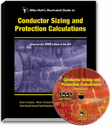 2008 Conductor Sizing and Protection DVD - 08CLD2