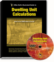 2008 Dwelling Unit Calculations DVD - 08CLD5