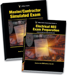 2008 Electrician Exam Prep Book Master Contractor Simulated Exam - 08EPMX