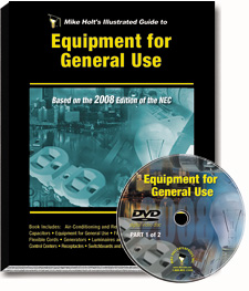 2008 Equipment for General Use Articles 400 450 DVD - 08NCDVD4