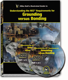 2008 Grounding versus Bonding Article 250 DVD - 08NCDVD2