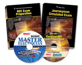 2008 Journeyman Exam Basic Preparation Package - 08JRBA