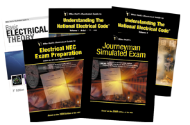 2008 Journeyman Exam Preparation Book Package - 08JBOOKS