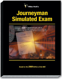 2008 Journeyman Simulated Exam - 08JX