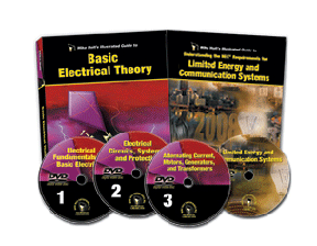 2008 Limited Energy Exam Preparation DVD Library - 08LELIBD