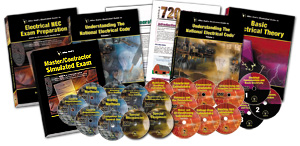 2008 Master Contractor Comprehensive Library DVDs - 08MACODVD