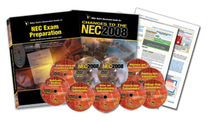 2008 Master Contractor Intermediate Library DVDs - 08MAINDVD
