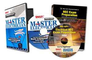 2008 Master Electrician Exam Prep Turbocharger Bundle br SNAPZ Compatible format - 08EXTURB
