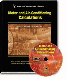 2008 Motor and Air Conditioning Calculations DVD - 08CLD3