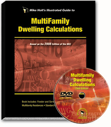 2008 Multifamily Dwelling Calculations DVD - 08CLD6
