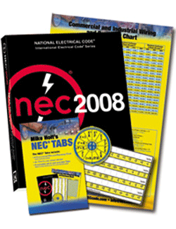 2008 NEC Basic Package - 08NECB