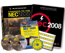2008 NEC Deluxe Package with DVDs - 08NECDD