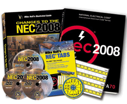 2008 NEC Supreme Package with DVDs - 08NECSUPD