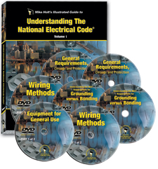 2008 Understanding the NEC Volume 1 Textbook with DVDs - 08UN1DVD