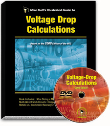 2008 Voltage Drop Calculations DVD - 08CLD4