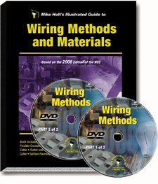 2008 Wiring Methods Articles 300 392 DVD - 08NCDVD3