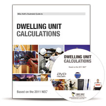 2011 Dwelling Unit Calculations DVD - 11CLD5