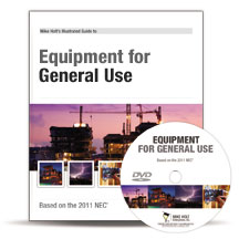 2011 Equipment for General Use Articles 400 450 DVD - 11NCDVD4
