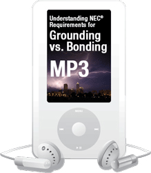 2011 Grounding Vs Bonding MP3 Audio Download - 11GBMP