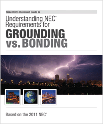 2011 Grounding Vs Bonding Textbook - 11NCT2