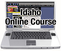 2011 Idaho Online Package 1 24 hours - 11IDOLPK1