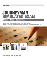 2011 Journeyman Simulated Exam - 11JX