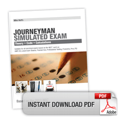 2011 Journeyman Simulated Exam Download - 11JXPDF