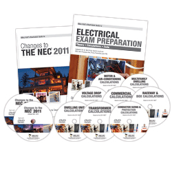 2011 Master Contractor Intermediate Library DVDs - 11MAINDVD