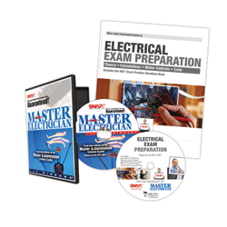 2011 Master Electrician Exam Prep Turbocharger Bundle br SNAPZ Compatible format - 11EXTURB