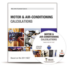 2011 Motor and Air Conditioning Calculations DVD - 11CLD3