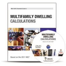2011 Multifamily Dwelling Calculations DVD - 11CLD6