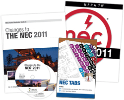 2011 NEC Deluxe Package with DVDs Softbound Version - 11NECD