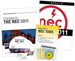 2011 NEC Deluxe Package with DVDs Spiral Bound Version - 11NECDSP