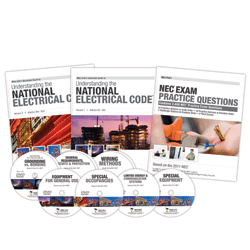 2011 NEC Detailed Library DVDs - 11DECODVD