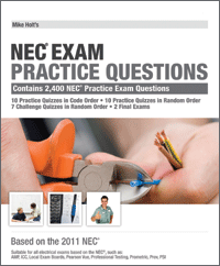 2011 NEC Practice Questions Textbook - 11PQ