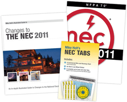 2011 NEC Starter Package Spiral Bound Version - 11NECSSP