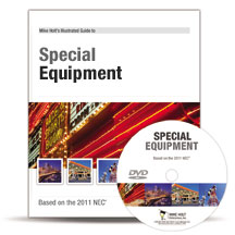 2011 Special Equipment Articles 600 702 DVD - 11NCDVD6