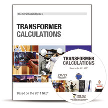 2011 Transformer Calculations DVD - 11CLD8