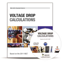 2011 Voltage Drop Calculations DVD - 11CLD4